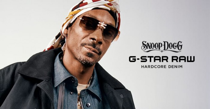 Snoop Dogg – 'Say It Witcha Booty' x G-Star Raw