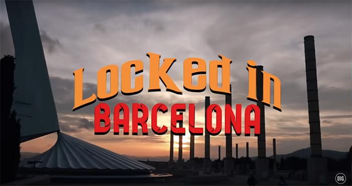 LOCKED IN BARCELONA – DIG BMX