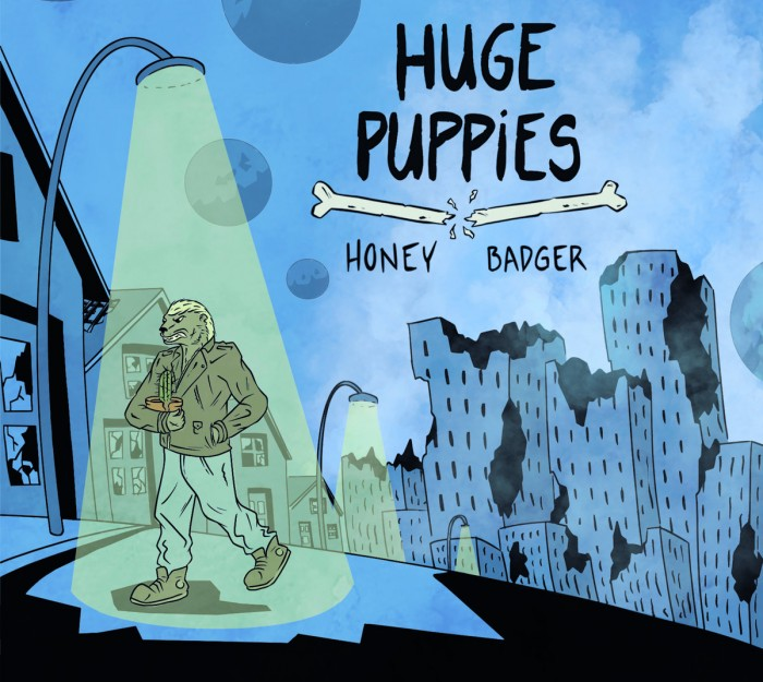 Huge Puppies [ska-punk/CH] new album out now