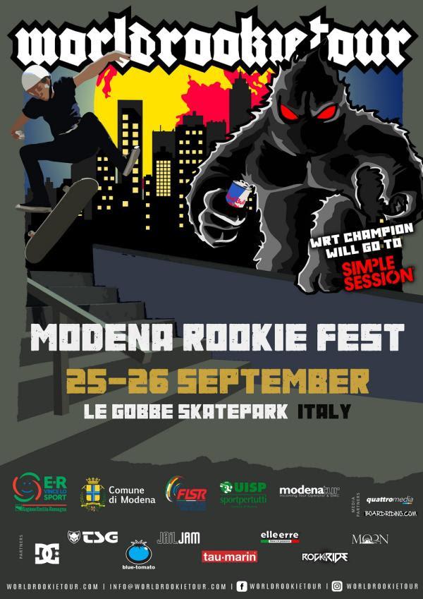 Modena Rookie Fest 2021