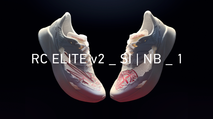 Stone Island   New Balance RC Elite v2   NB 1