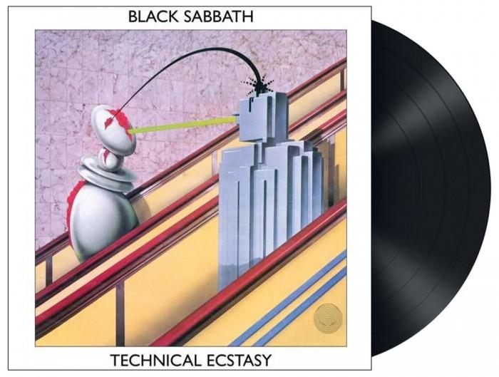 BLACK SABBATH 'TECHNICAL ECSTASY'