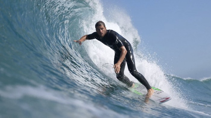 Welcome to the Rip Curl Team, Justin Becret   Rip Curl Europe