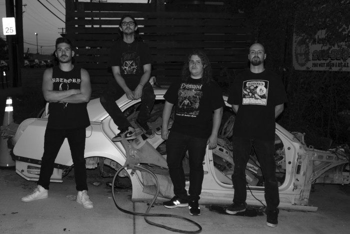 Genocide Pact announce new self-titled full length album out December 3