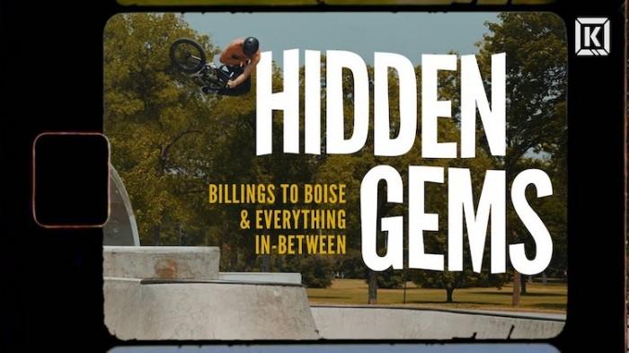 'Hidden Gems' – Kink BMX