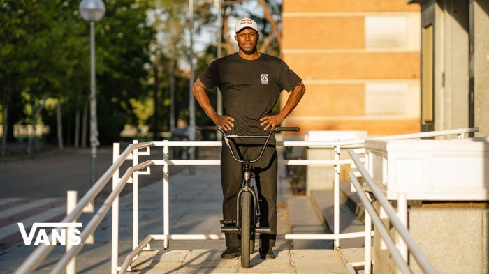 Vans BMX: Welcome to the Family – Courage Adams