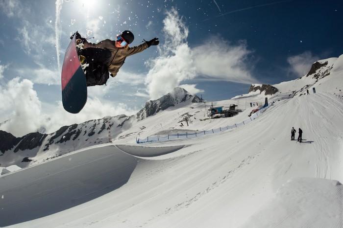 Kitzsteinhorn: Glacier Park Opening on October 16!