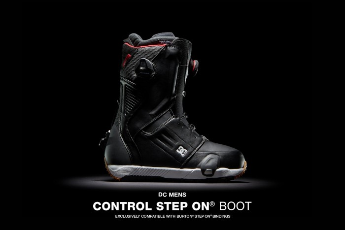 DC SHOES: STEP ON BOOT